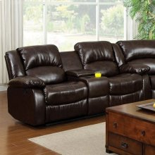 Winslow Love Seat W/ Center Console