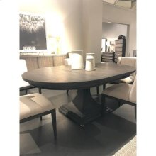 """Horizon 60"""" Round Dining Table - Flannel"""