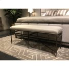 Horizon Bed End Bench - Dapple Product Image