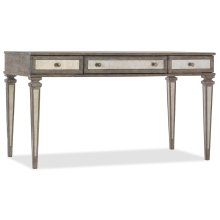 Home Office Rustic Glam Leg Desk