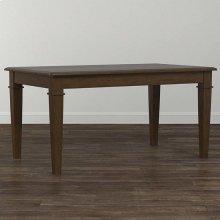 "Custom Dining 36"" Rectangular Dining Table"