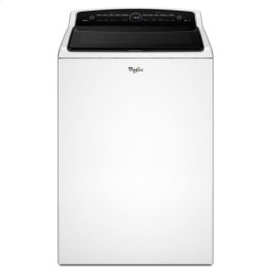 Whirlpool5.3 cu.ft HE Top Load Washer with Adaptive Wash Technology, Intuitive Touch Controls