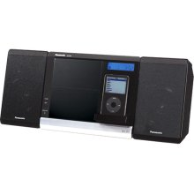 Micro Stereo System with Integrated Universal Dock for iPod®