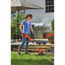 12 in. 3in1 Compact Electric Lawn Mower Product Image