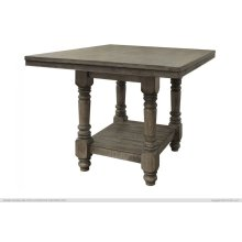 Counter H. Table