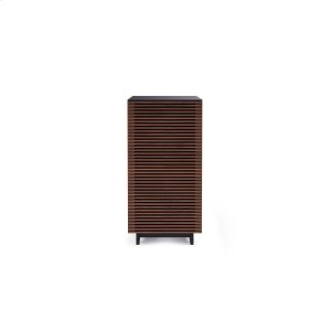 Bdi FurnitureAudio Tower 8172 in Chocolate Stained Walnut