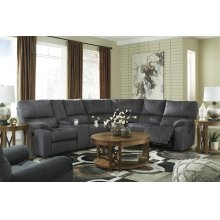 Power Reclining Sectional w/ Console