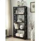 Humfrye Cappuccino Bookcase Product Image