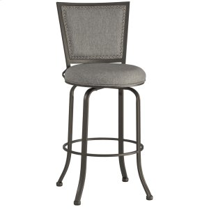 Hillsdale FurnitureBelle Grove Commercial Grade Swivel Counter Stool - Ash