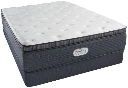 BeautyRest - Platinum - Gibson Grove - Plush - Pillow Top - Cal King