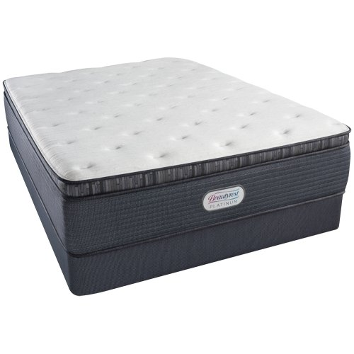BeautyRest - Platinum - Gibson Grove - Plush - Pillow Top - Full