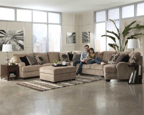 Ashley 4-Piece Sectional with RAF Corner Chaise