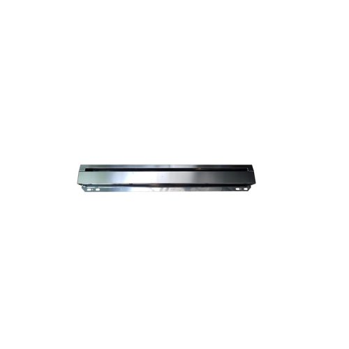 """4"""" Backguard for 24"""" Ranges Stainless Steel"""