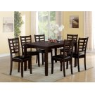 ESP. 7PC PK DINING TABLE SET Product Image