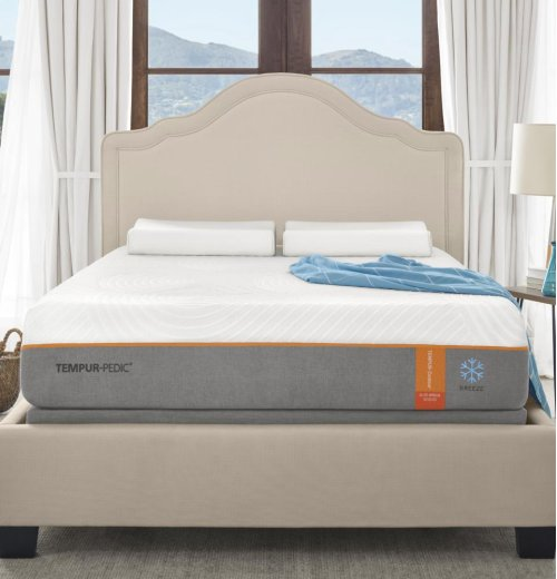 TEMPUR-Contour Collection - TEMPUR-Contour Elite Breeze - King - Mattress Only
