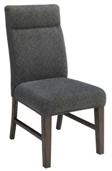Chansey - Dark Gray Set Of 2 Dining Room Chairs