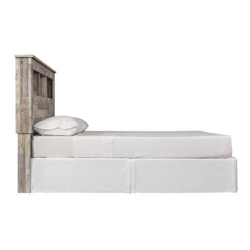 Ashley Queen Platform Storage Bed