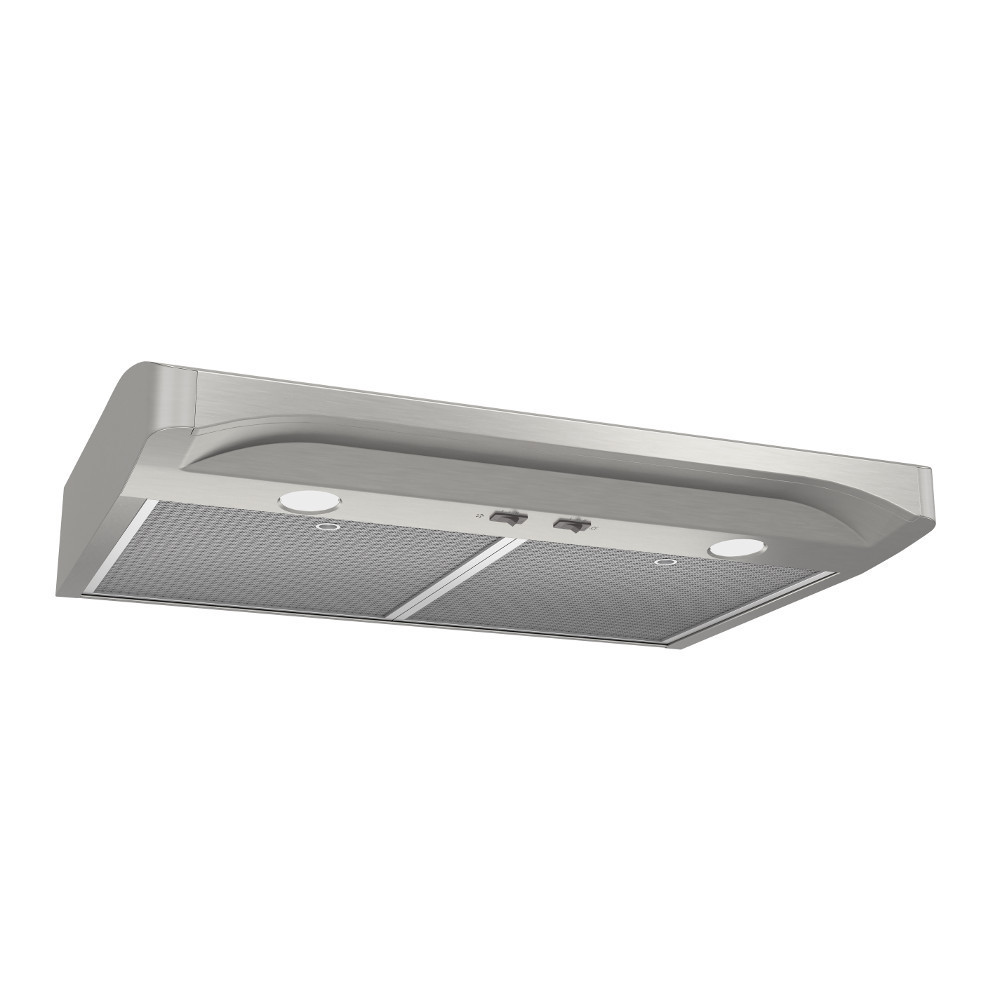 BroanAlta 1 30-Inch 250 Cfm Stainless Steel Range Hood With Light