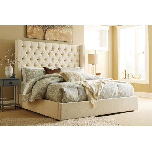 Norrister - Multi 3 Piece Bed Set (King)