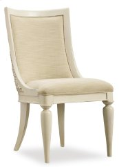 Dining Room Sandcastle Seagrass Slipper Chair