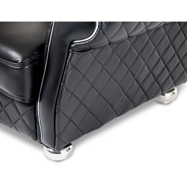 Hidden · Additional Lugano Leather Sofa