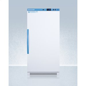 SummitPerformance Series Pharma-vac 8 CU.FT. Upright All-refrigerator for Vaccine Storage