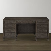 Peppermill Commonwealth Executive Desk Product Image