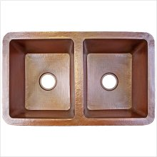 Undermount Kitchen Double Bowl