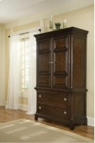 Bayside Armoire Top Product Image