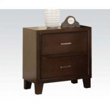 Cappuccino Nightstand