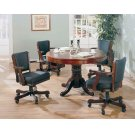 Mitchell Traditional Merlot Game Chair Product Image