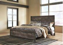 Wynnlow - Gray 2 Piece Bed Set (King)
