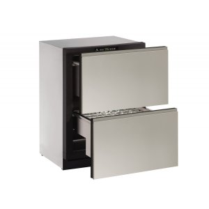 U-Line2000 Series With Integrated Solid Finish and Drawers Door Swing (220-240 Volts / 50 Hz)