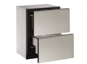 2000 Series With Integrated Solid Finish and Drawers Door Swing (220-240 Volts / 50 Hz)