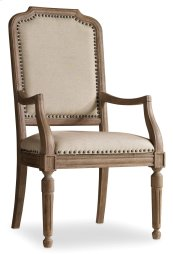 Dining Room Corsica Upholstered Arm Chair