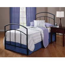 Julien Bed Set - Twin - Rails Not Included