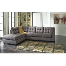 Charcoal 2 Piece Sectional
