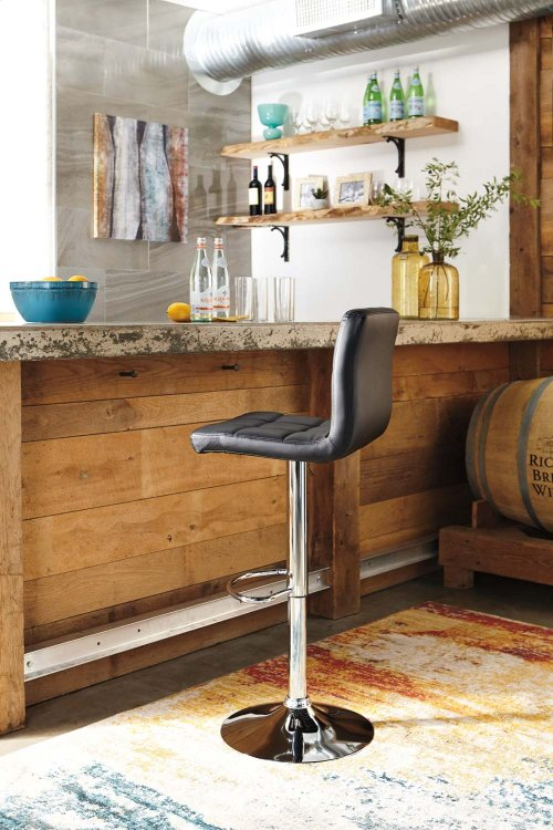 RED HOT BUY- BE HAPPY! Tall UPH Swivel Barstool(2/CN)