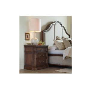 LEGACY CLASSIC FURNITURERefined Rustic by Rachael Ray Night Stand