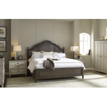 Brookhaven Panel Bed, King 6/6