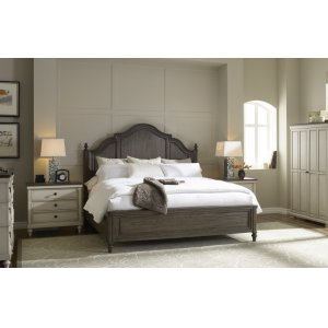 LEGACY CLASSIC FURNITUREBrookhaven Panel Bed, King 6/6