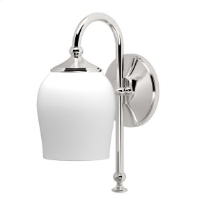 Tavern Lighting Sconces in Polished Nickel Product Image