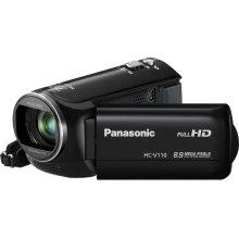 V110: Full HD Long Zoom Camcorder