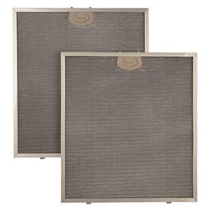 """Aluminum Replacement Grease Filter with Antimicrobial Protection for 42"""" QP1 Series"""