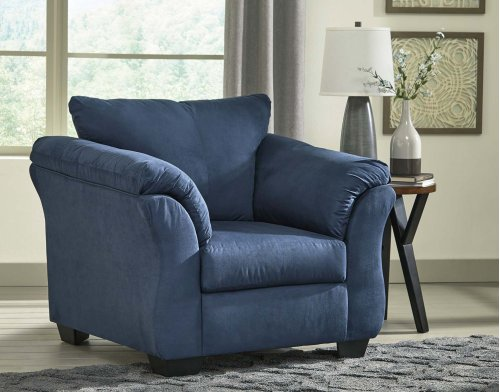 Darcy Chair - Blue