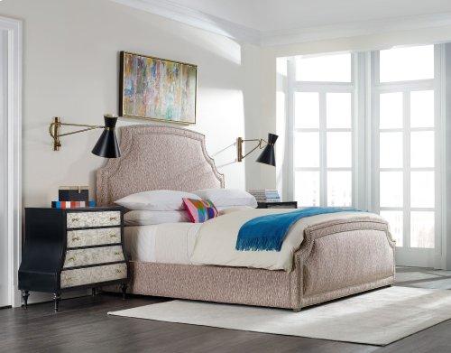 Bedroom Epoque Eglomise Bachelors Chest
