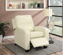 Yukon Ivory Push-Back Recliner Chair