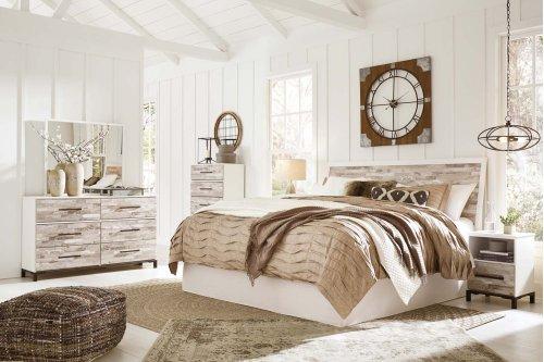 Evanni - Multi 2 Piece Bedroom Set