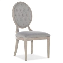 Dining Room Reverie Tufted Side Chair