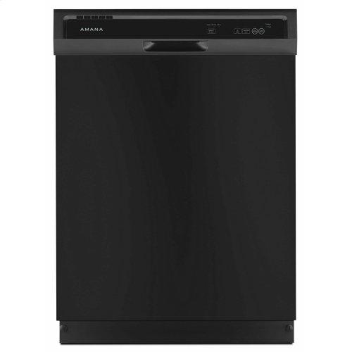 Dishwasher with Triple Filter Wash System - Black